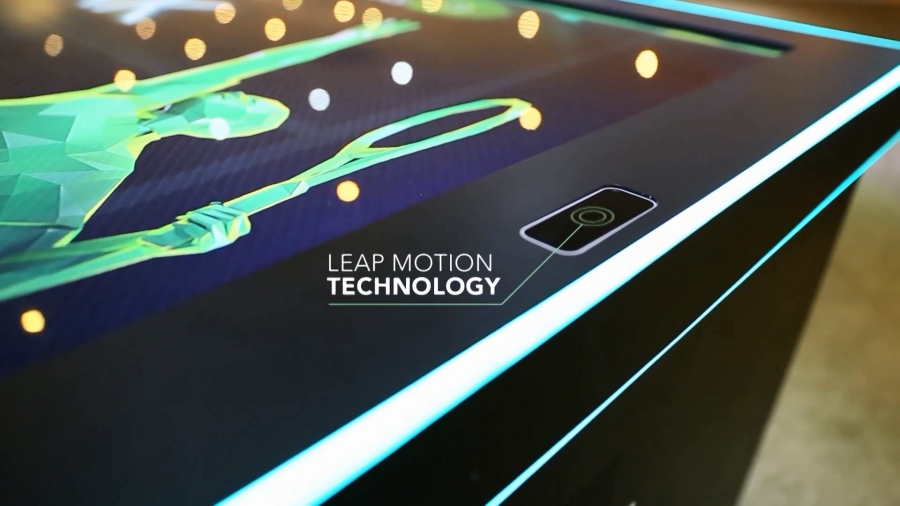 leap motion technologie