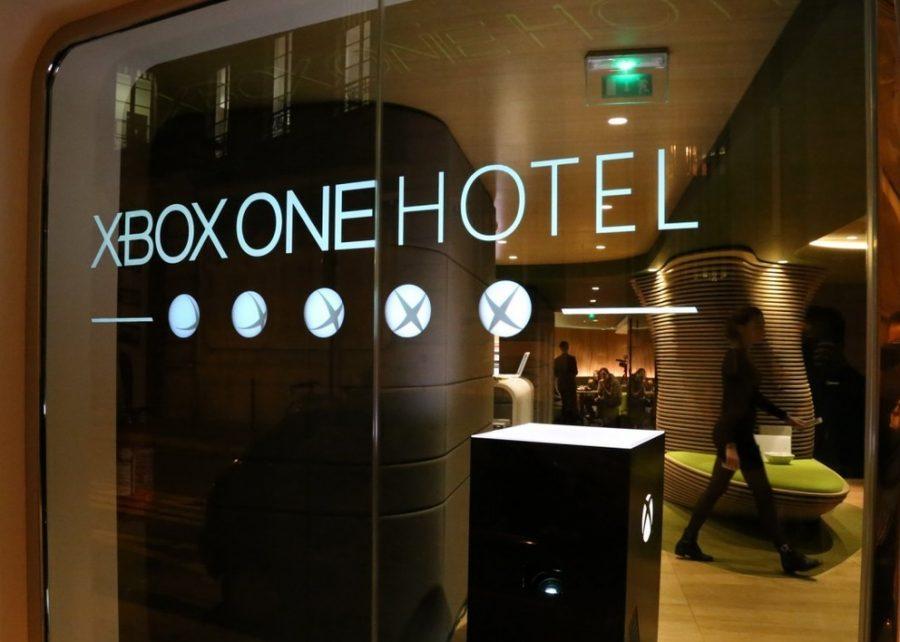 xboxonehotel